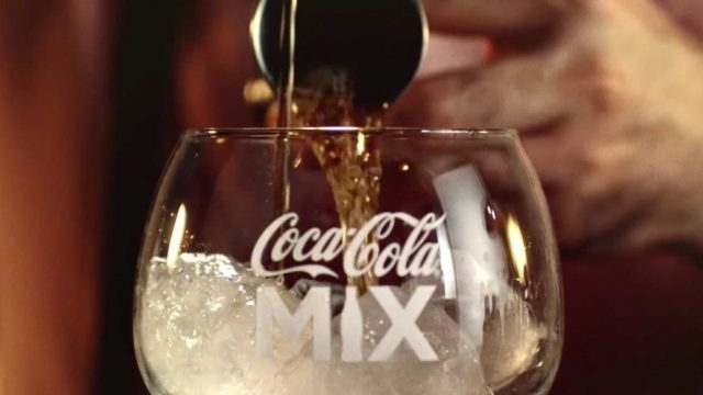 Coca Cola - Mixology