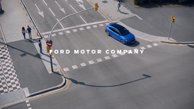 FORD - New Ford Focus