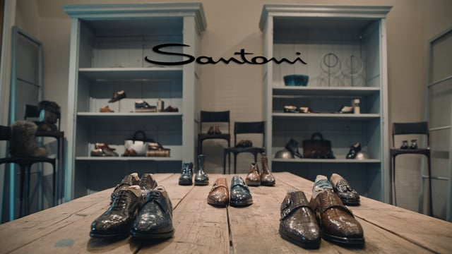 Santoni Shoes - Corporate Video
