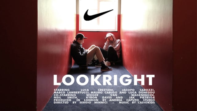 Nike Skateboarding - Look Right