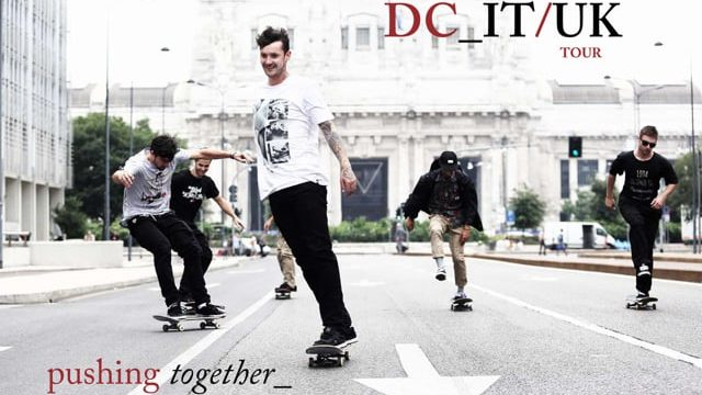 DC_ IT / UK _Pushing Together_ Tour