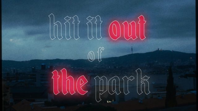 Hit It Out Of The Park